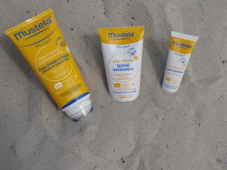 Même sous les nuages, protège ta peau ! (GIVEAWAY MUSTELA)